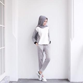 Fashion Hijab Terbaru Remaja