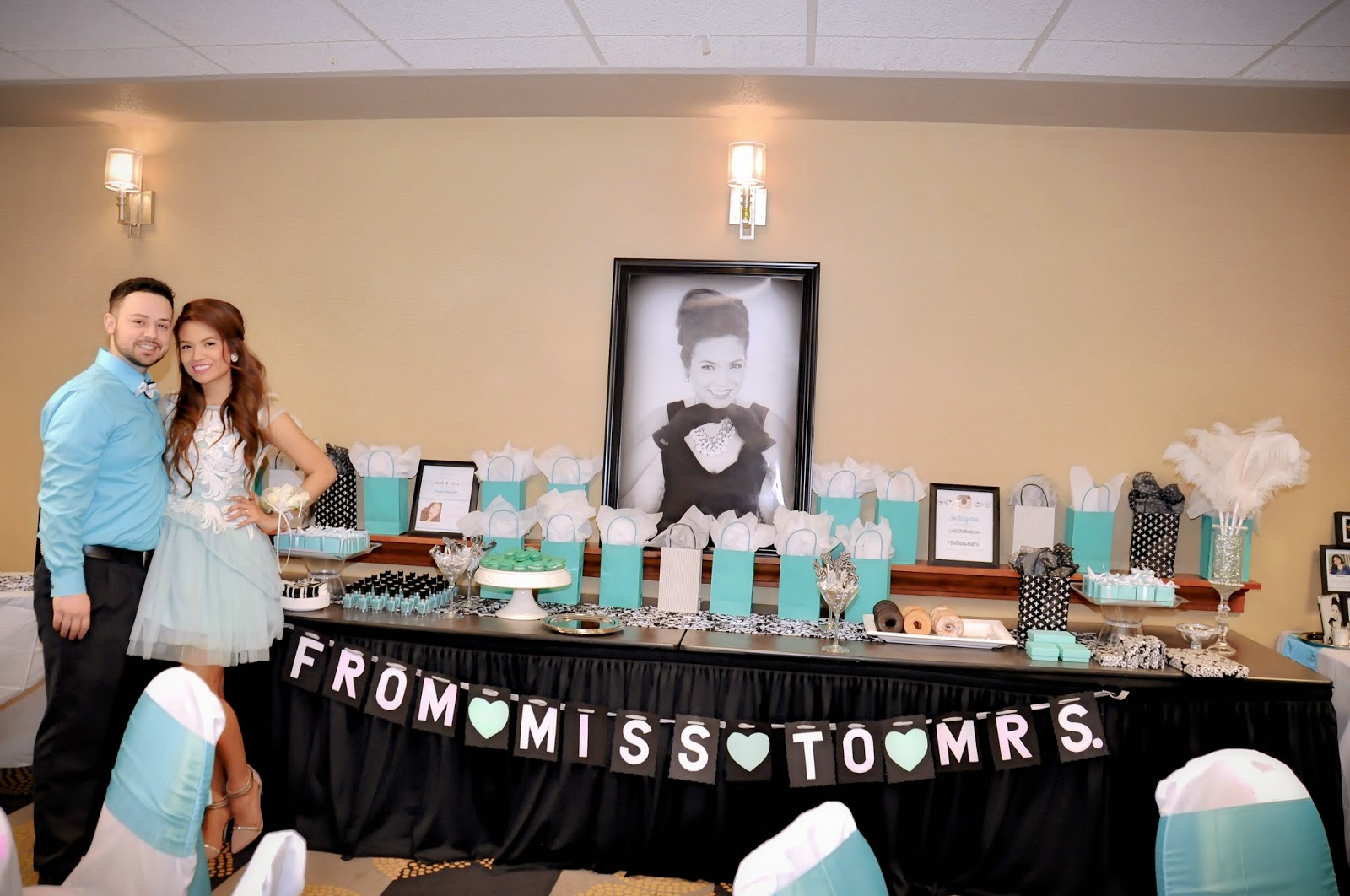 Belindaselene Tiffany And Co Bridal Shower