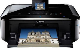 Canon PIXMA MG5350 Full Driver & Software Packages