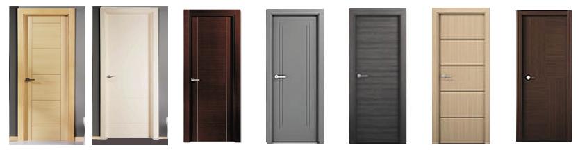 Puertas de interior en la construcci n industrializada for Puertas vivienda interior
