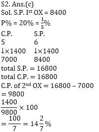 RRB NTPC Mathematics Quiz : 25th September_60.1