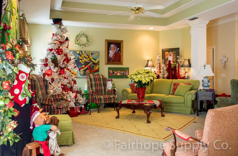 This Is My Second Post About Friend Ann S House And If You Missed The First Story On Why Does Such An Outstanding Job Decorating With A New Theme