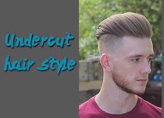 Gaya rambut undercut