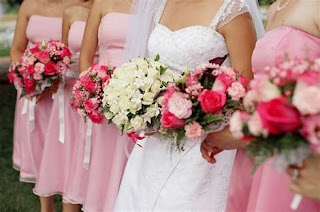 Pretty Awesome Bridesmaid Flower Bouquets