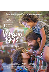 Verano 1993 (2017) BDRip 1080p Español Castellano AC3 5.1 / Catalan DTS 5.1