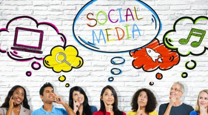 Hasil gambar untuk SOSIAL MEDIA REMAJA
