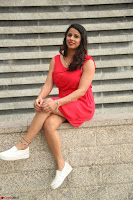 Shravya Reddy in Short Tight Red Dress Spicy Pics ~  Exclusive Pics 043.JPG