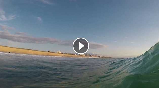 GoPro Challenge Jordy Smith Finds the Light