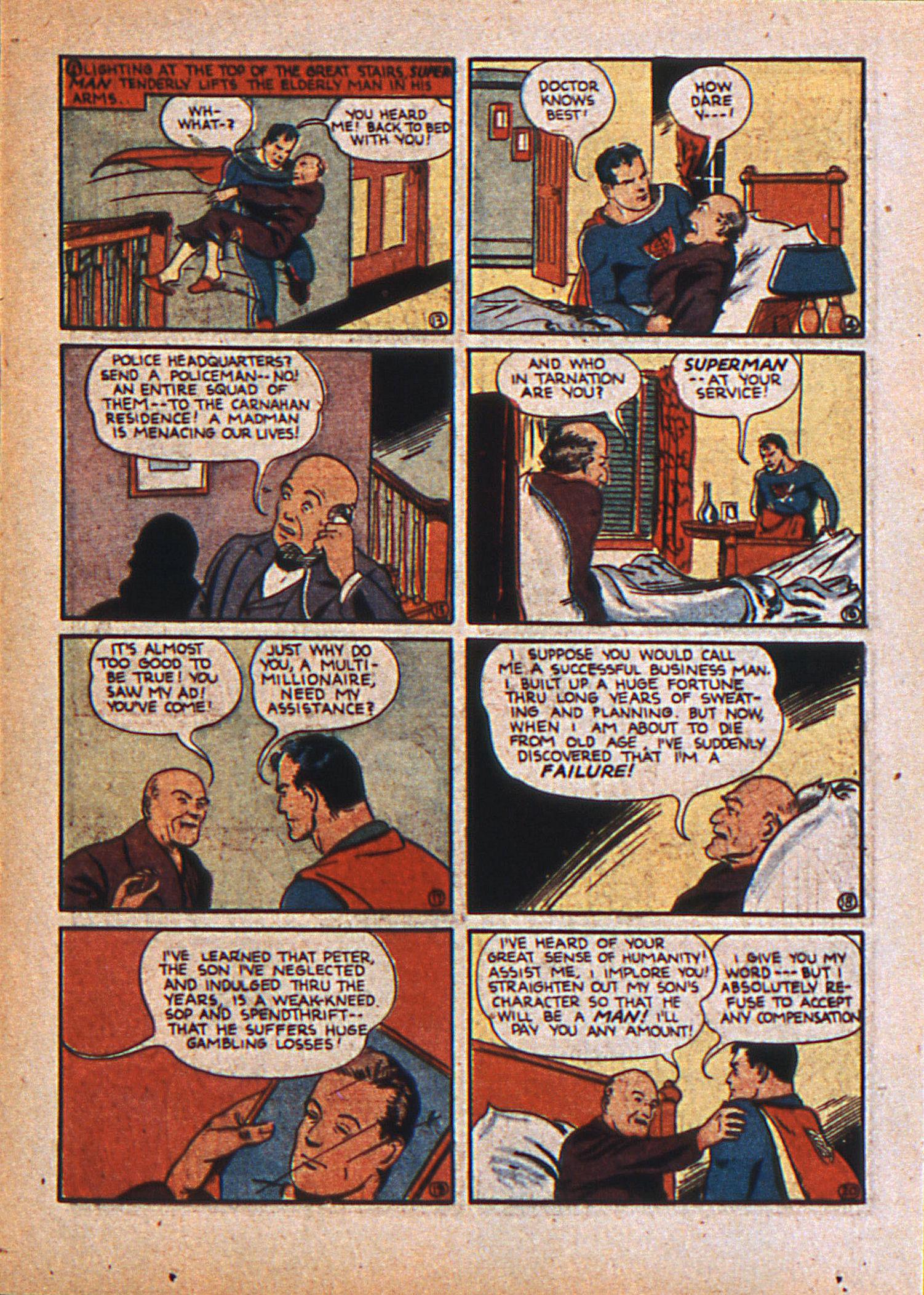 Action Comics (1938) 24 Page 5