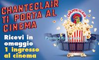 Logo Chanteclair ti porta al cinema e ti regala i biglietti come premio sicuro!
