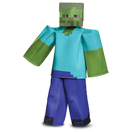 Minecraft Zombie Prestige Costume Disguise Item