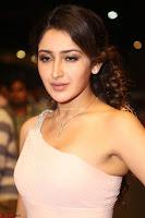Sayesha Spicy Half Shoulder Cream Gown at Zee Telugu Apsara Awards 2017 11.JPG