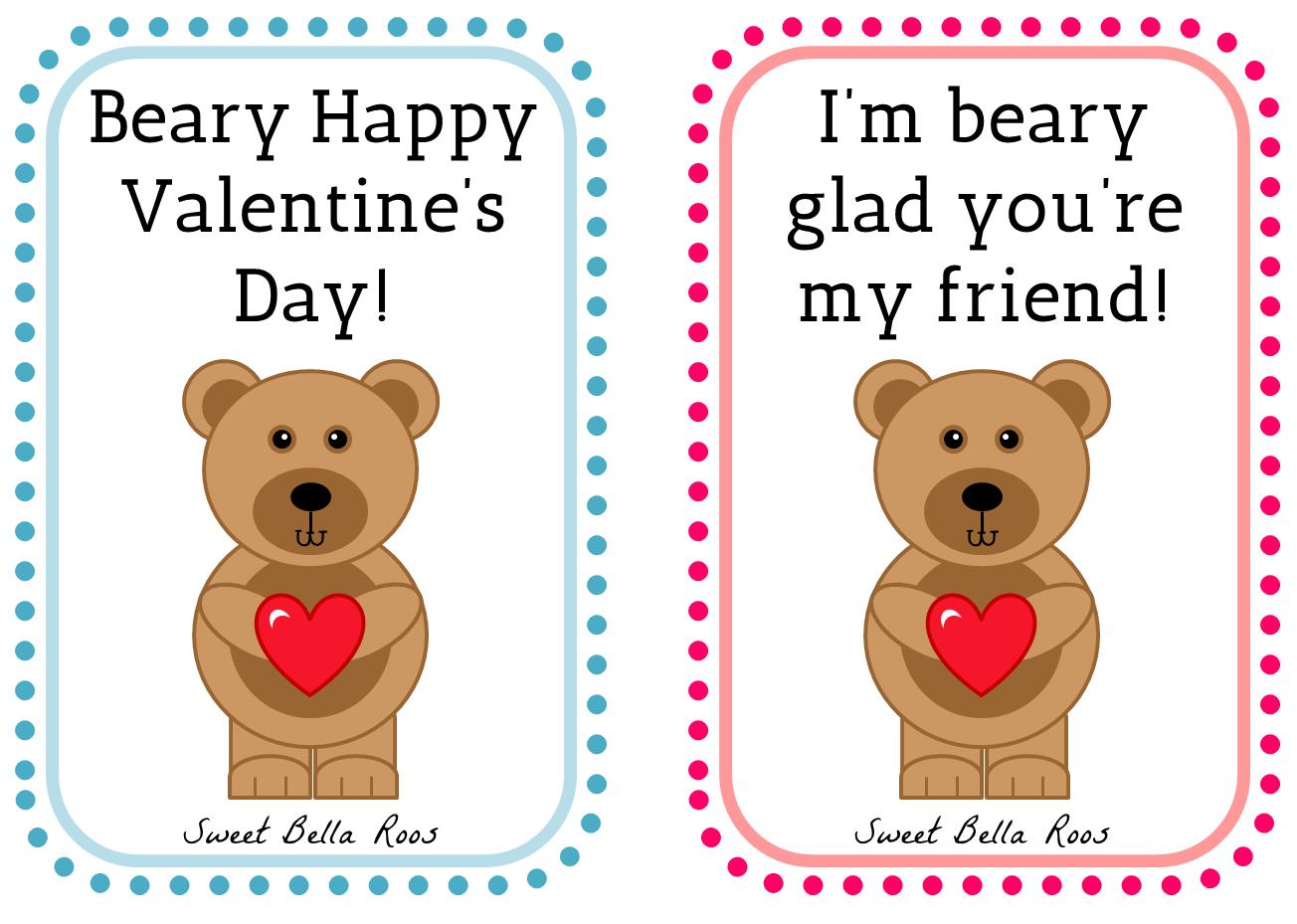 Printable Birthday Cards Printable Valentines Day Cards September