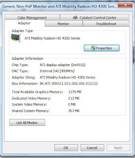 Pengertian Dan Cara Menambah VRAM AMD Atau Intel HD Pada Laptop