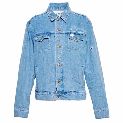 Enfants Riches Deprimes Denim Jacket