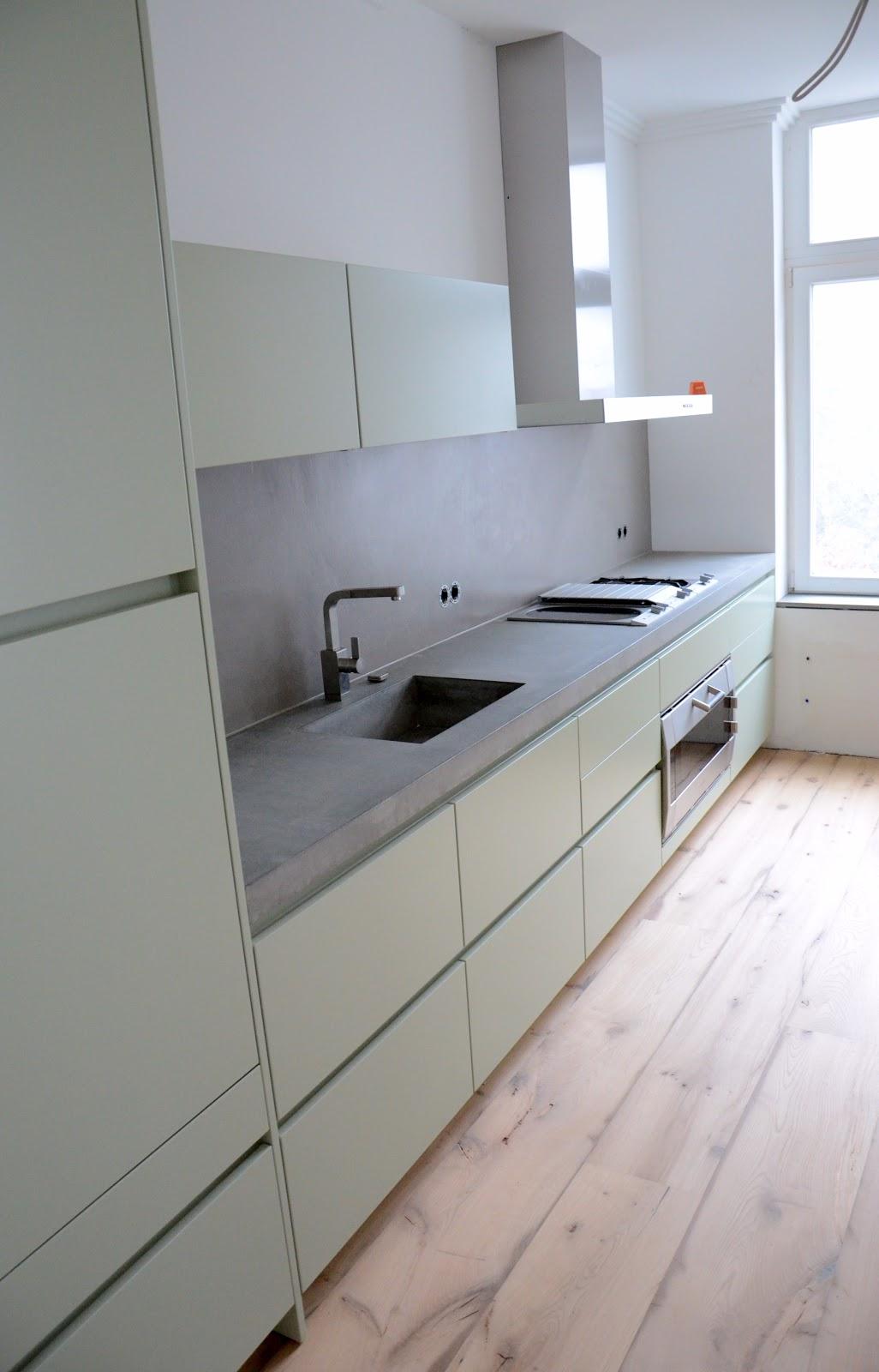 beton cire oberfl chen in beton look november 2012. Black Bedroom Furniture Sets. Home Design Ideas