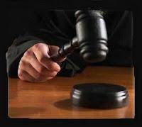 Resultado de imagem para sentença judicial