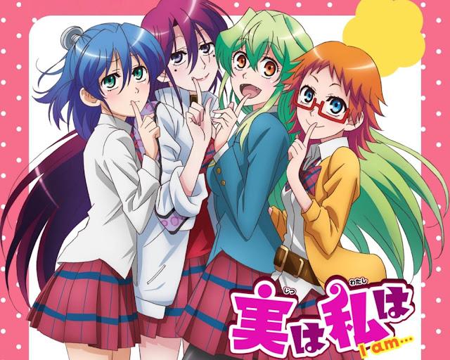 Jitsu wa Watashi wa BD Sub Indo : Episode 1-13 END | Anime Loker