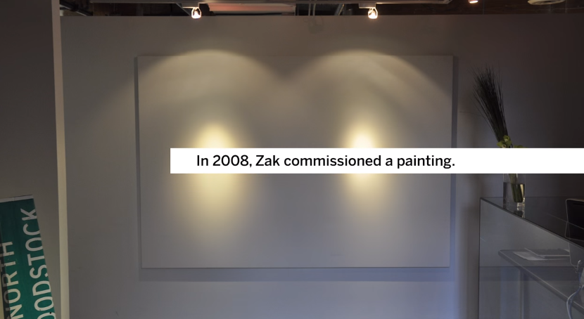 Toronto's Zulu Alpha Kilo Celebrates 7 Years With This Beautiful Blank Canvas