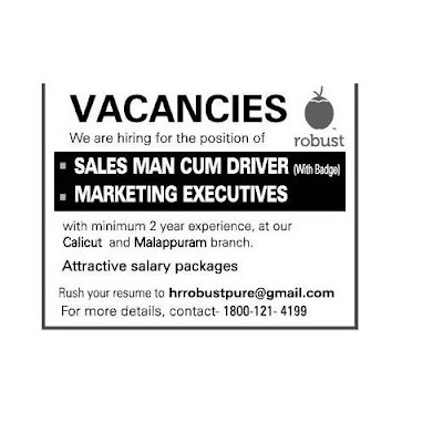 URGENTLY REQUIRED FOR MUSCAT OMAN ABU-HATIM - job at gulf