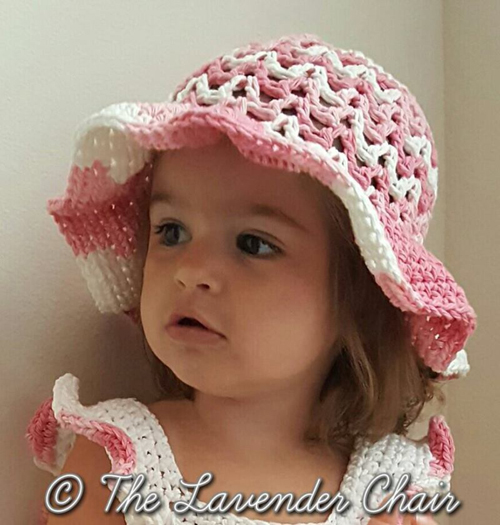 Valeries Sun Hat - Free Pattern