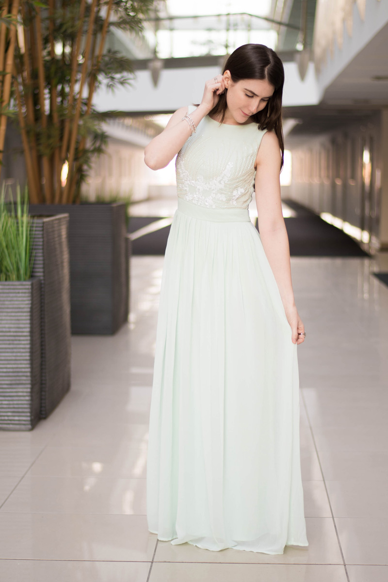 House of fraser maxi dress