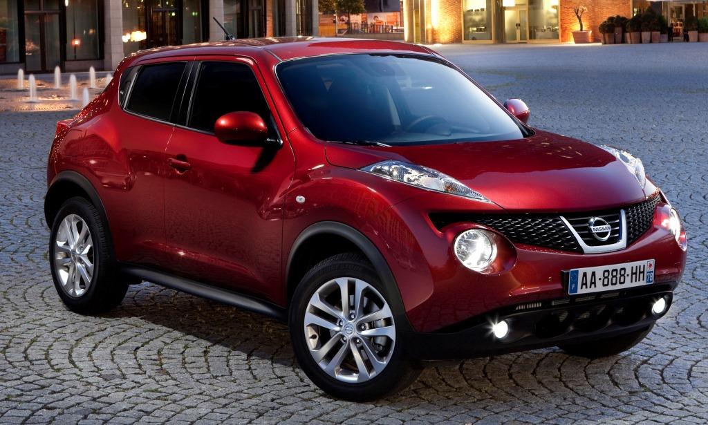 Confirmado: los Nissan Juke y Qashqai llegan en octubre ...