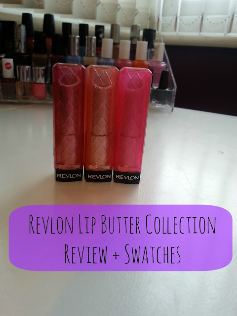 Revlon Lip Butter Collection