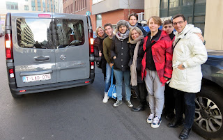 Vehículo Opel Vivaro de transfer2airport.be