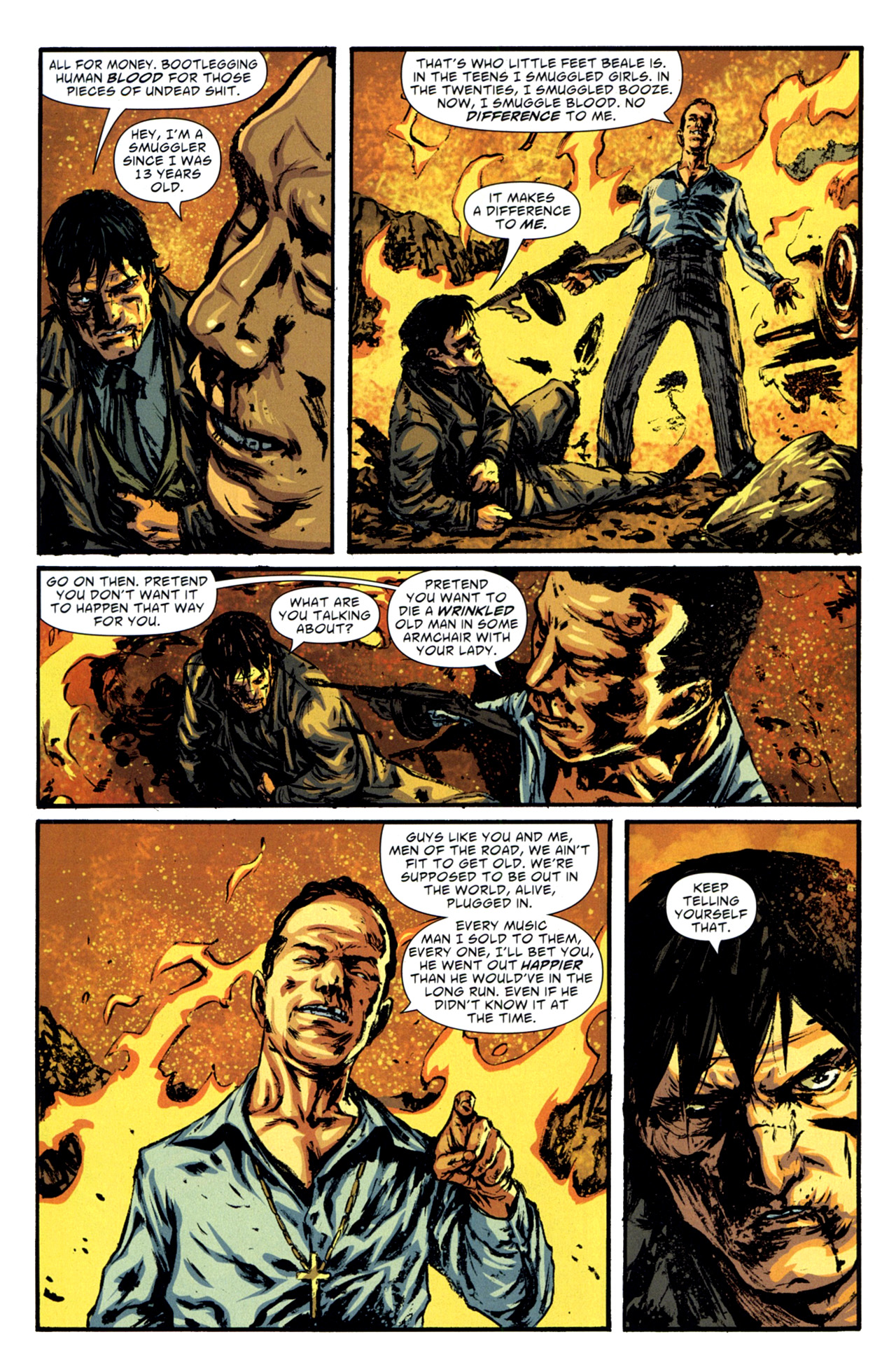 American Vampire issue 11 - Page 17