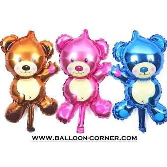 Balon Foil Bear Mini (NEW)