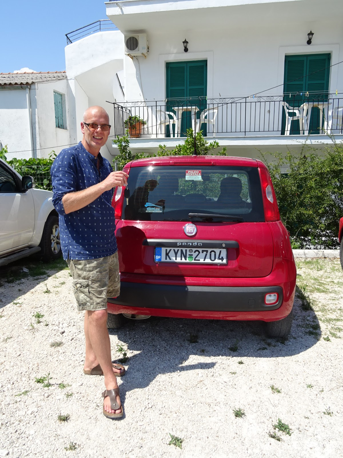 Car Rental Corfu Dassia
