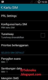 Mengatasi Sinyal CDMA-GSM Hilang