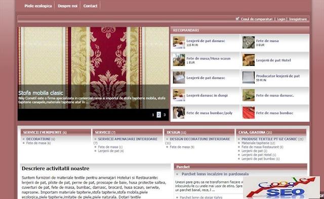 Promovare web | Promovare optimizare seo site web google | Publicitate online Google.