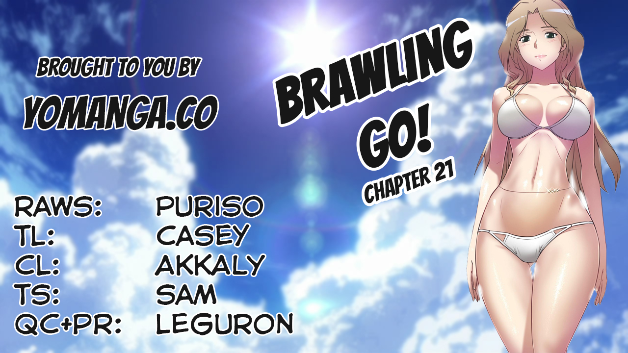 Brawling Go - Chapter 22