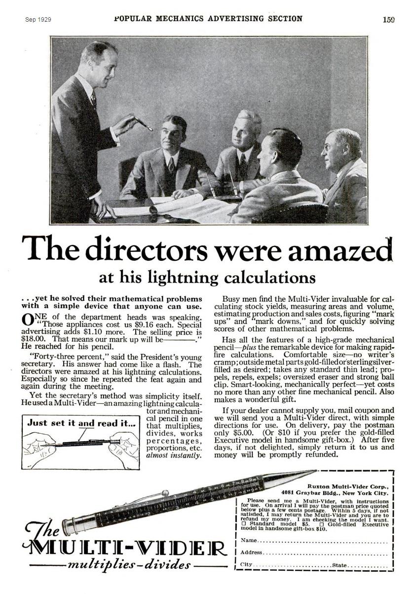 The Leadhead S Pencil Blog Post Number 1 000 Ruxton Multi Vider Redux