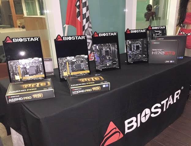 BIOSTAR RACING series