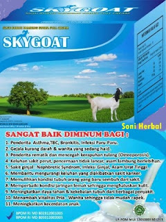 Obat herbal penyakit tbc susu kambing pasti murah di madu herbal