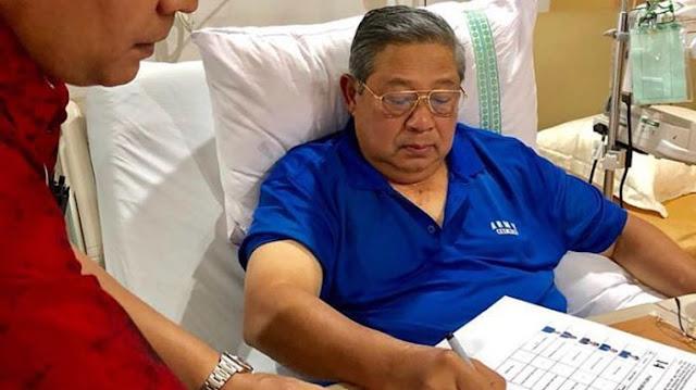 """Jika Gugatan Perindo Dikabulkan, SBY Juga Bisa """"Nyapres"""" Lagi"""