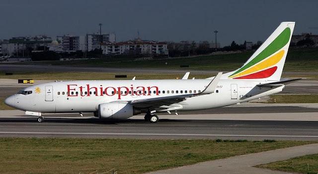 AVIÃO-Queda de avião matou todos passageiros a bordo, diz emissora estatal da Etiópia