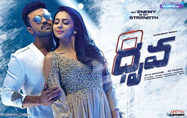 Ram Charan Dhruva Shooting Schedule Completed