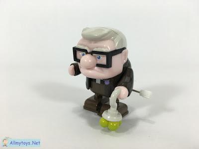 Disney Pixar toy Carl Fredricksen old man