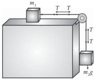 Penerapan hukum newton pada katrol dan lift menu pengetahuan katrol dengan salah satu benda menggantung ccuart Choice Image