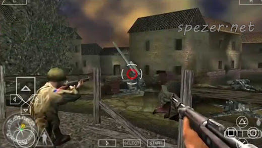 Download Game Call of Duty Roads To Victory Android