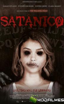 Capa do Filme Satânico