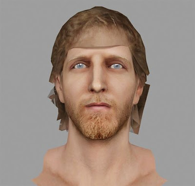 NBA 2K13 Dirk Nowitzki Cyberface Patch