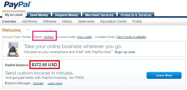 How to Get a USA and UAE PayPal account easily