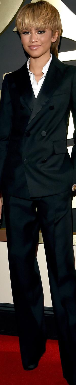 Zendaya 2016 Grammy's