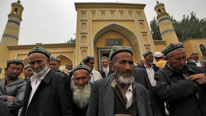 Etnis Uighur Terharu Dapat Perhatian dari Indonesia