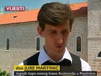 don Jure Martinić Crkvena zvona slike otok Brač Online